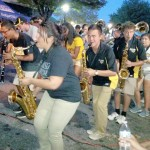 Feet on the Street - Towson University Marching Band