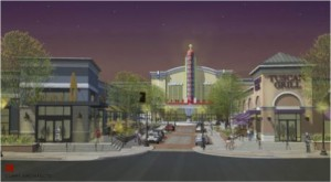 Towson Square Rendering