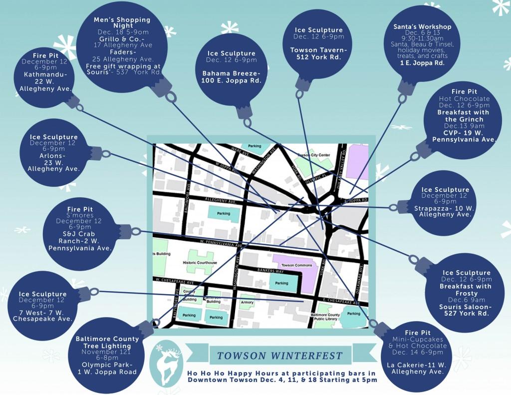 Winterfest Map