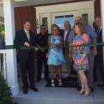 Towson Mews Ribbon Cutting