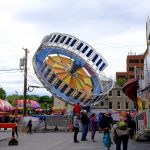 Rides at the Towsontown Festival