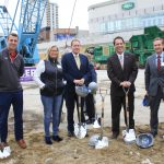 Circle East Groundbreaking
